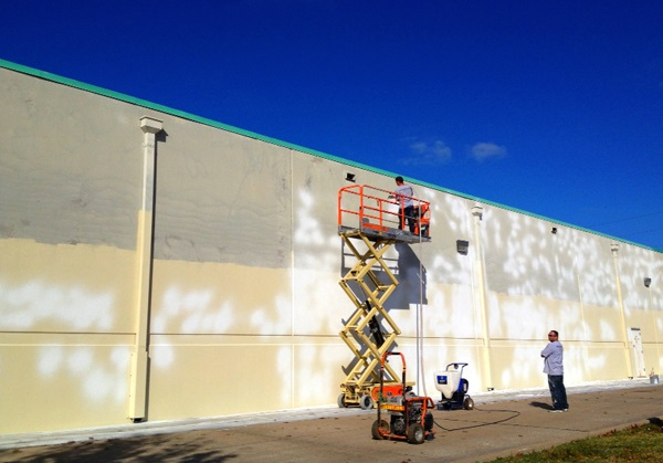 SCM Design Group commercial painting