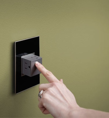 SCM Design Group PopOut switch adorne