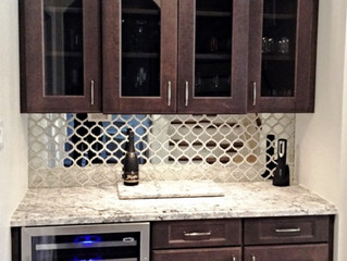 Awesome Built-in Wine Areas