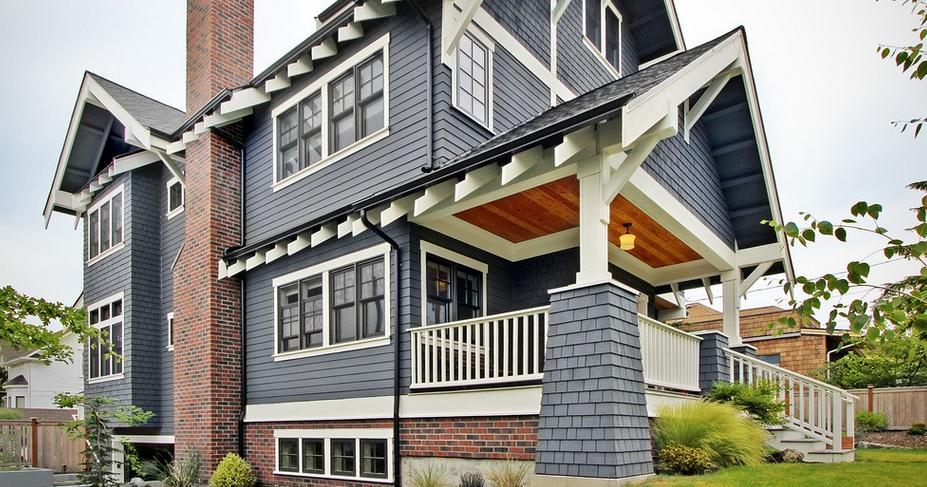 SCM Design Group multi level home