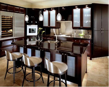 SCM Design Group frosted glass