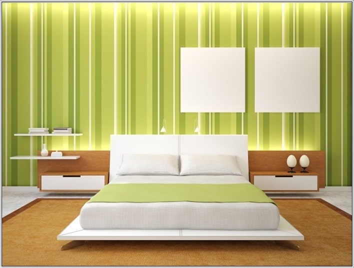 SCM Design Group green stripes color