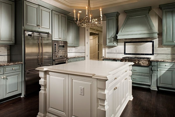 Traditional design, Kitchen design, The Woodlands TX, SCM Design Group