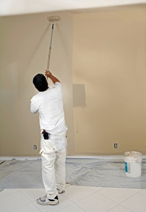 SCM Design Group wall painting