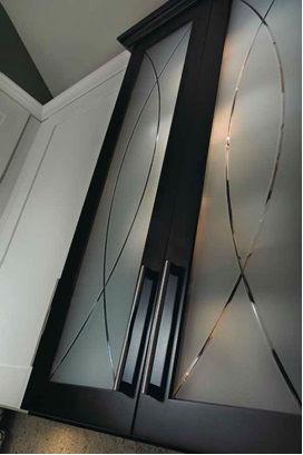 SCM Design Group silhouette glass