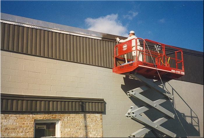 SCM Design Group Commercial Painters