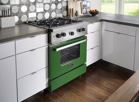 The newest innovations and appliance designs for your kitchen.
