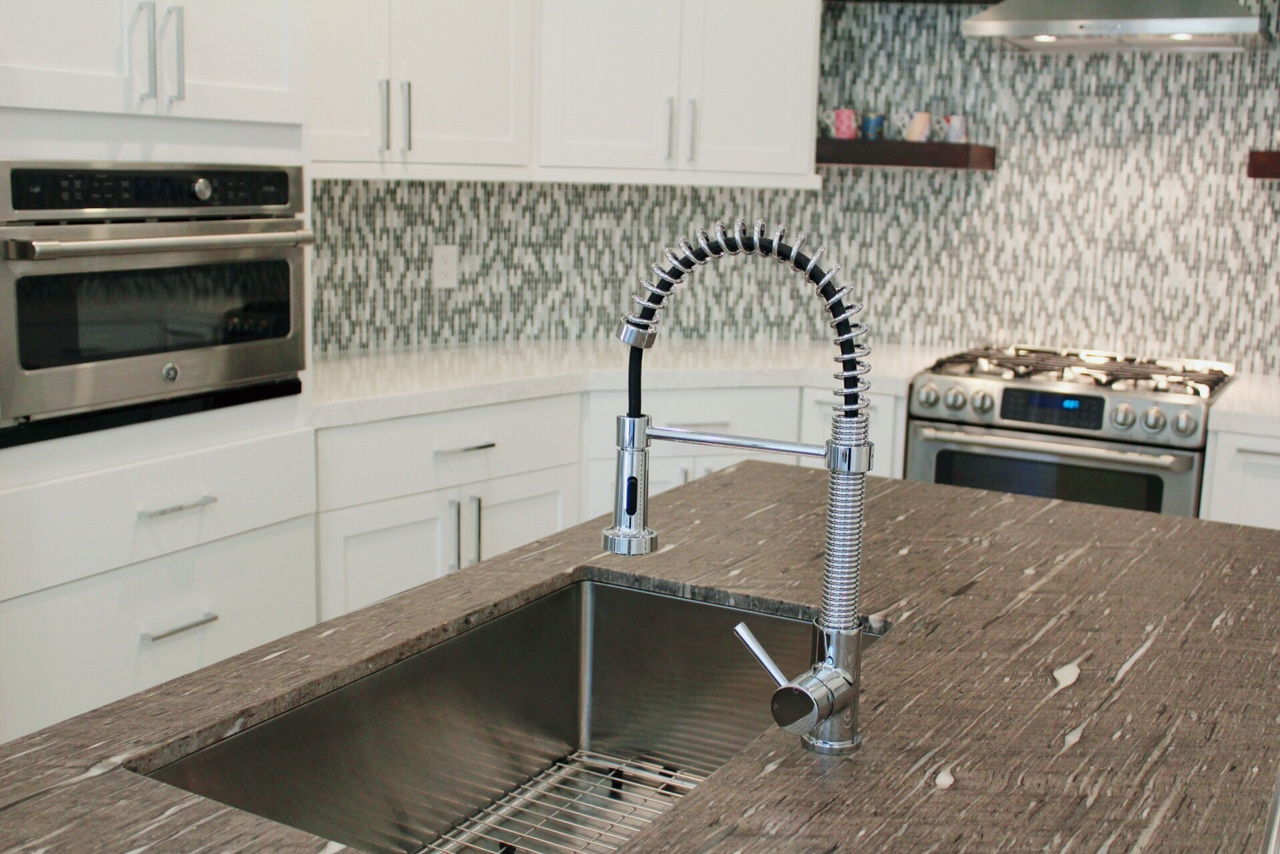 SCM Design Group stainless deep sink