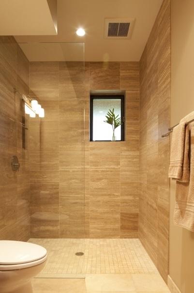 SCM Design Group tiled bathroom