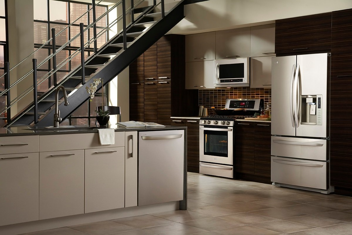 SCM Design Group loft style kitchen