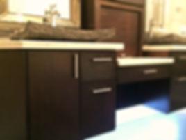 Interior designer, Modern Bathroom The Woodlands TX, Pablo Arguello