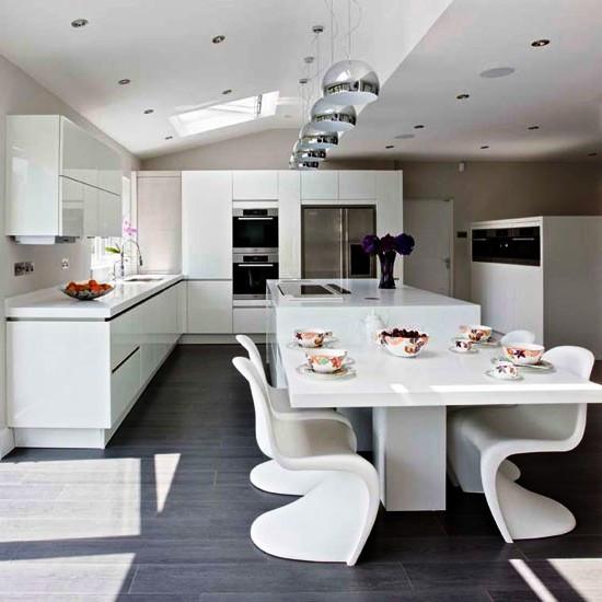  SCM Design Group modern family kitchen