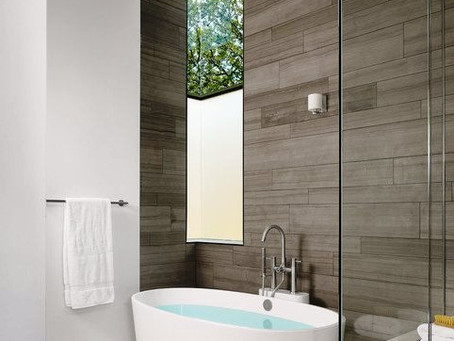 Be comfortable in your shower, wonderful shower ideas!