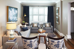 SCM Design Group blue patterns