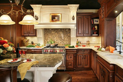 Staining Cabinets TWRS
