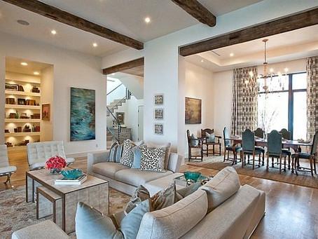 Color Splash! Palette ideas for your home.. don't be afraid of colors.