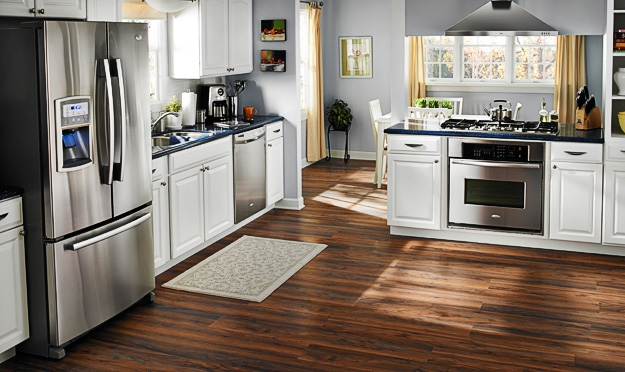 SCM Design Group hardwood kitchen