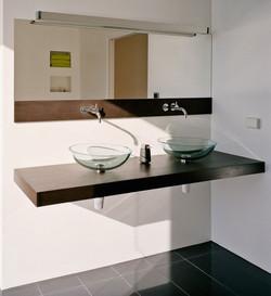 SCM Design Group floating vanity