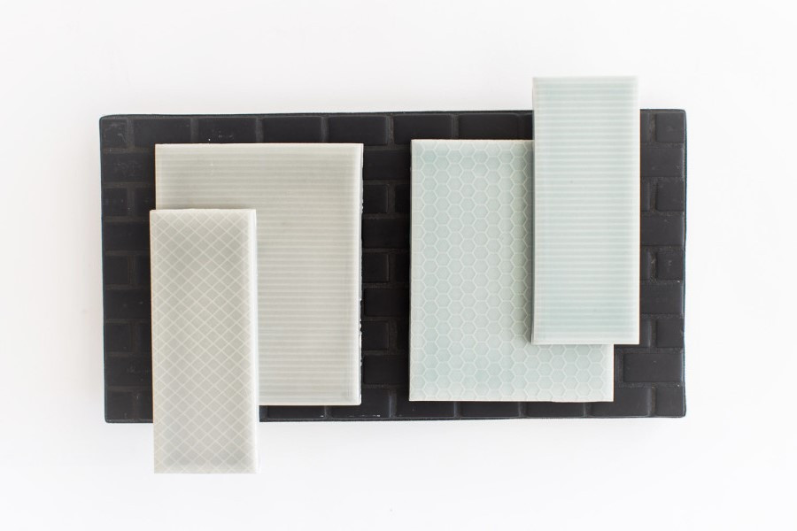 SCM Design Group subway tile texture and colors