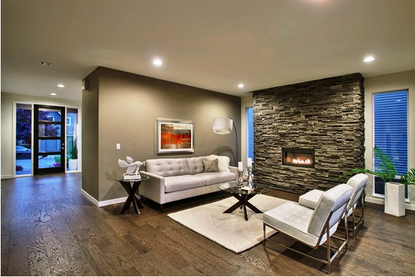 SCM Design Group - Stackstone living room -