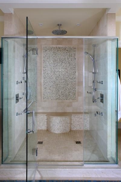 SCM Design Group green glass walls