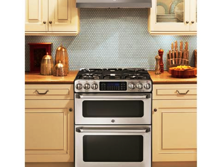 Double oven ranges - review