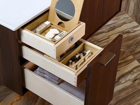 Custom Vanities, Storage hidden ideas!
