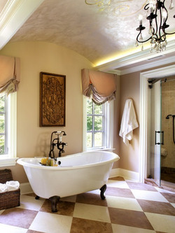 SCM Design Group bathroom traditiona