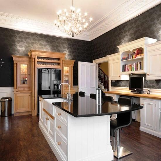  SCM Design Group multifunctional kitchen