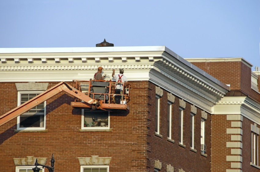 SCM Design Group exterior trim paint