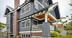 SCM Design Group exterior home paint