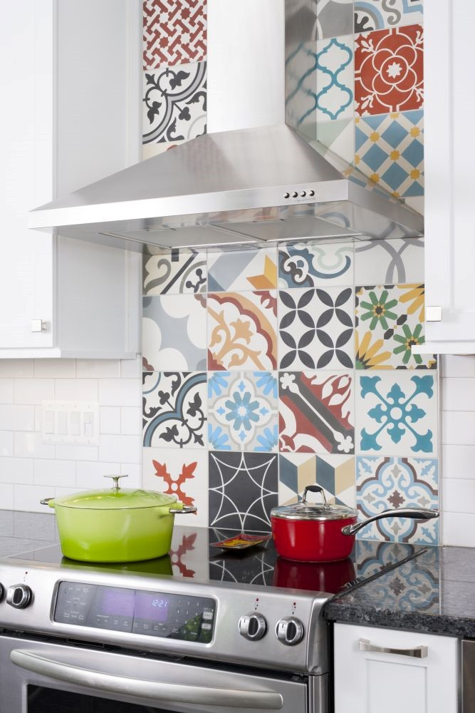 SCM Design Group cement tile design