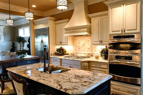Traditional design kitchen, SCM Design Group