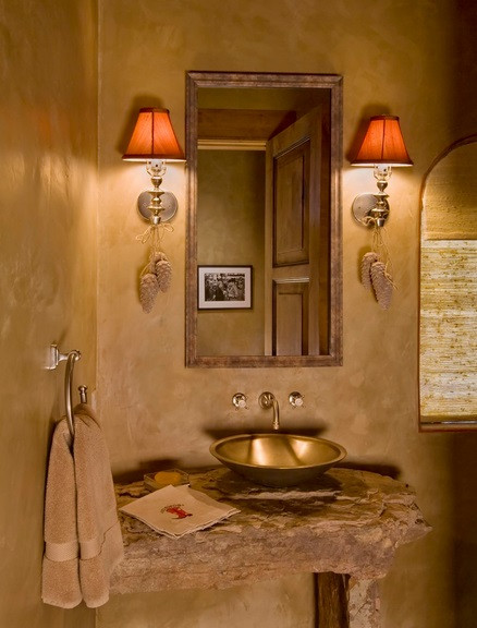 SCM Design Group old age style bathroom