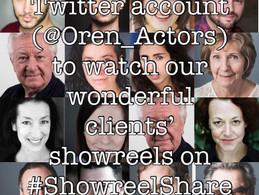 #ShowreelShareDay
