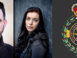 Jenni Duffy and Nick Hywell film important commercial campaign