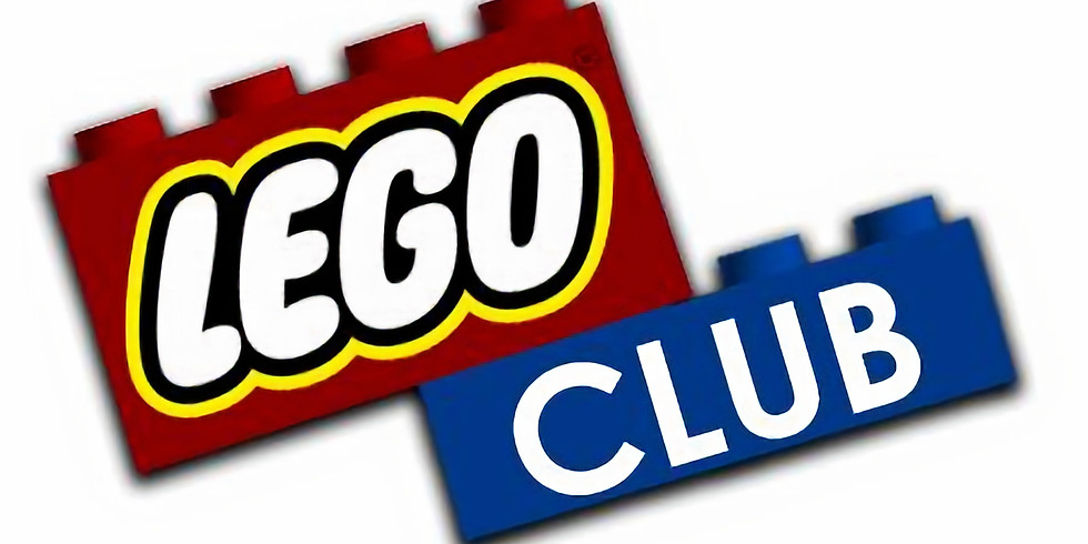 Lego Club (grades K-2) (SOLD OUT)