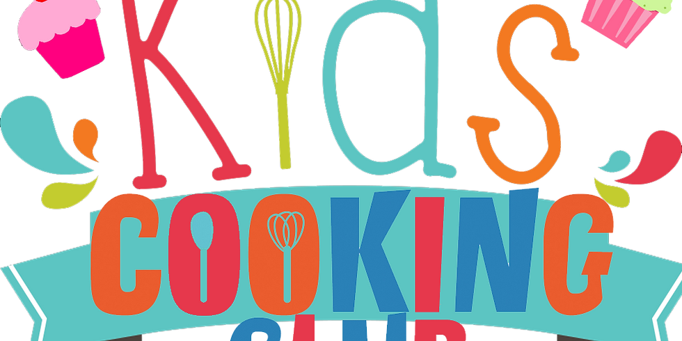 Kids Cooking Club (SOLD OUT)