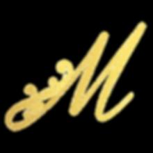 MichelleMurray_1stLogo_Decorated-M_Gold.