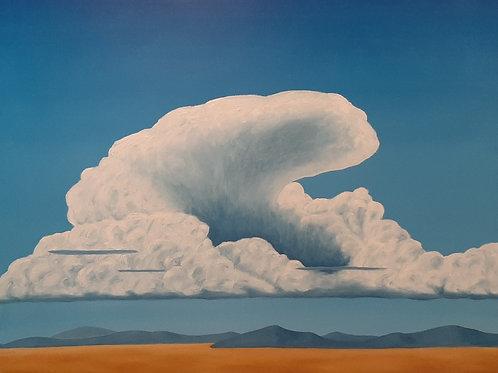 Thunderhead V, Looking West-Taos