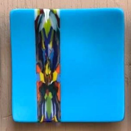 Messick 6x6 turquoise