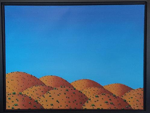 Hills #14, North of Española
