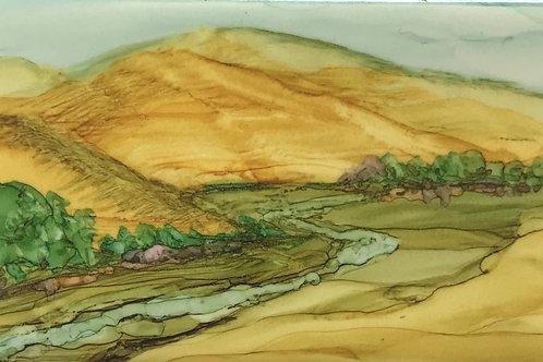 Debra Piedrafita, Spring river