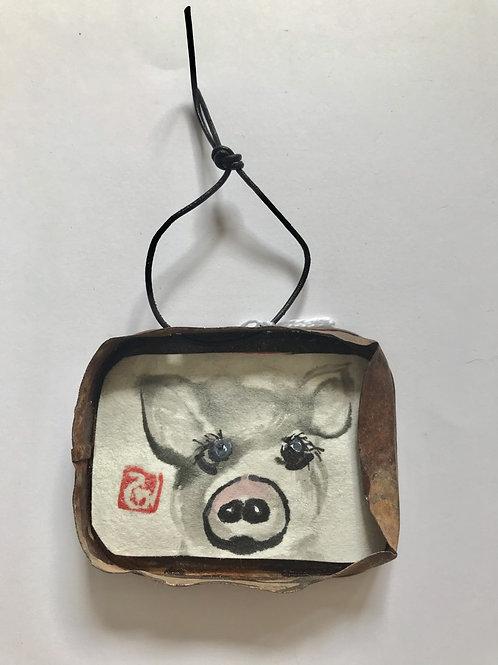 Tizia O'Connor, pig