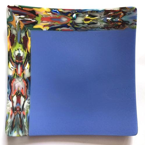 Scott Messick, periwinkle blue