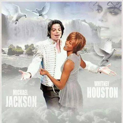 micheal and whitney houston