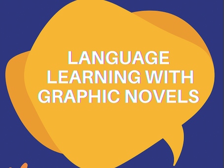 Language Learning with Graphic Novels