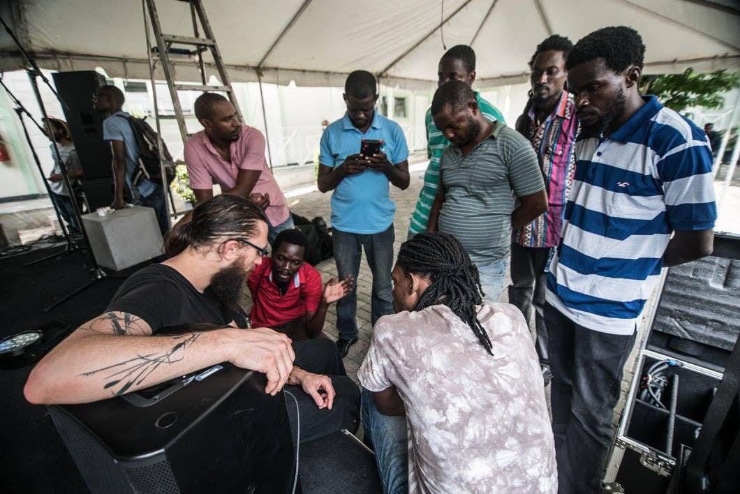 formations diverses en Haiti et au Burkina Faso