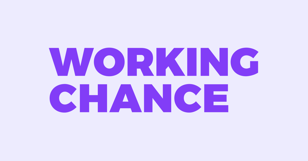 Working chance