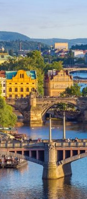 Prague-city-skyline-and-Charles-Bridge-9